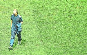 Ireland look to Ward off Euro 2016 exit