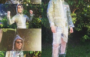 Belfast women hoping to bring their waterproof onesie to a festival near you