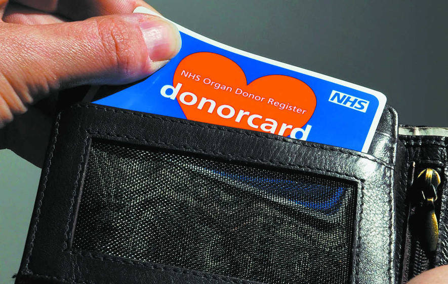 British Medical Association lobby for UK-wide 'opt-out' organ donation system