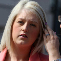 Sarah Ewart was 'victim' of abortion laws, court hears