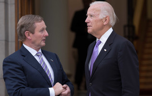 Joe Biden heads to west of Ireland on trip to trace ancestry