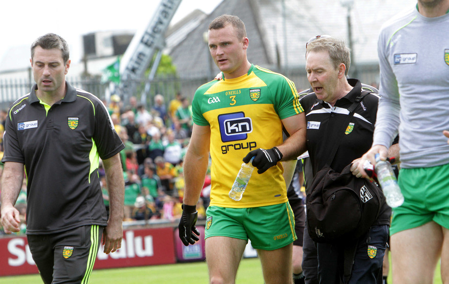 Donegal's Neil McGee loses his appeal against two match ban