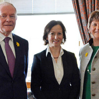 Quango watchdog raps Foster and McGuinness over male-dominated flag commission