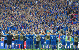 Icelandic commentator loses it after Euro 2016 underdogs' sensational win