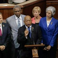 US Democrats stage House sit-in over gun-control