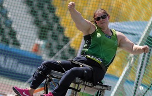 Ireland's Orla Barry upgraded to IPC World Championship silver medal