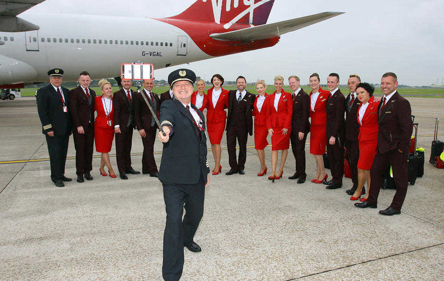Belfast International Airport welcomes Virgin Atlantic expansion of Orlando service