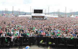 Boucher Playing Fields new venue for Euro 2016 fanzone