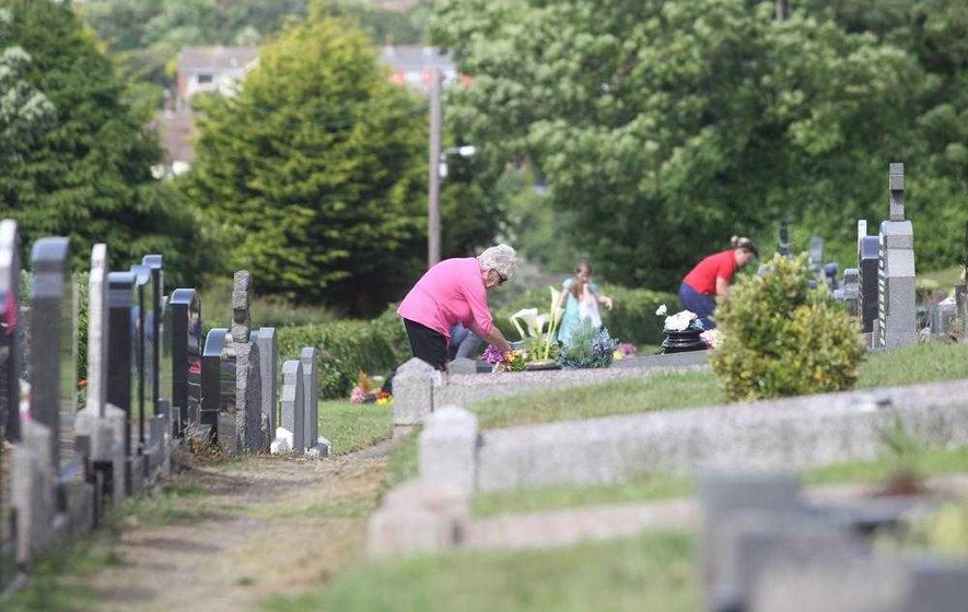 Co Down parish moves Cemetery Sunday time because of Euro 2016 clash