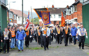 Parades Commission rejects Orange Order Whiterock review request