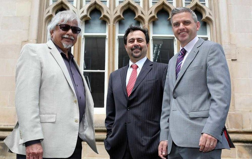 Gandhi grandson in Derry for Ulster University peace lecture