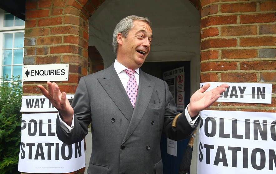 EU referendum results live: Nigel Farage 'concedes defeat' in Brexit vote