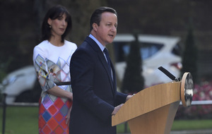 David Cameron's resignation over Brexit vote 'truly shocking', says Theresa Villiers