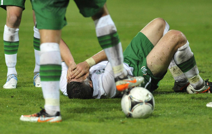 Fitness of Republic of Ireland's Stephen Ward a 'major concern'