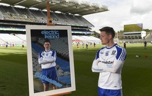 Conor McManus expecting serious battle between rivals Monaghan and Donegal