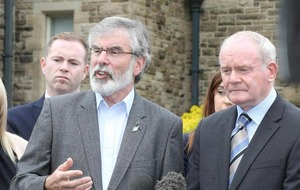 Sinn Féin call for border poll rejected by two governments
