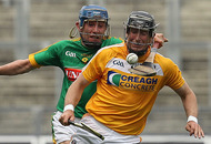 Antrim aiming to keep up the pace in Christy Ring final replay