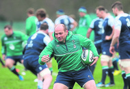 Andy Farrell: There is more to come from Ireland