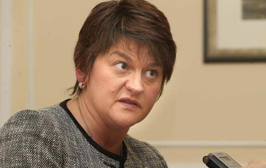 Arlene Foster ignoring the truth over north's position on EU