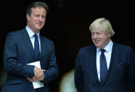 Johnson and Cameron 'gnawed away at each other's testicles' - Ken Livingstone