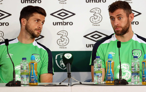 Shane Long and Daryl Murphy ready to do anything to win
