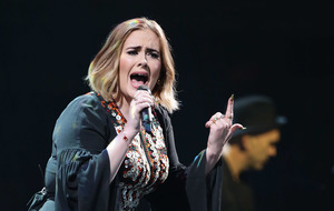 Adele tells Glastonbury about a 'catfight' during her Belfast gig