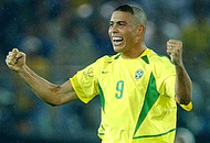 On This Day - June 27 2006: Ronaldo breaks Gerd Muller's World Cup finals record of 14 goals as Brazil beat Ghana 3-0