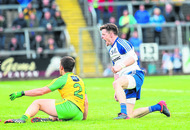 Conor McManus keeps his cool to force replay with Donegal