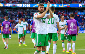 Northern Ireland's Stuart Dallas looks to inspire next generation