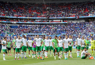 Republic of Ireland run out of steam as France storm on