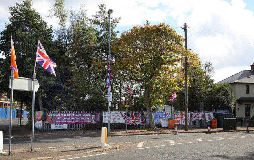 Loyalists voice opposition to proposed Ardoyne parade deal