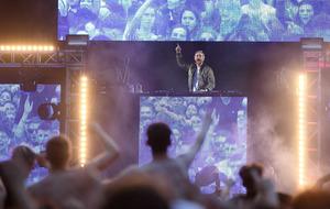 Review: David Guetta at Belfast's Belsonic