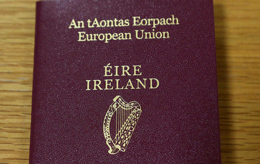 Dublin appeals for calm over Irish passport applications