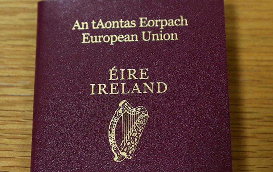 Dublin appeals for calm over Irish passport applications