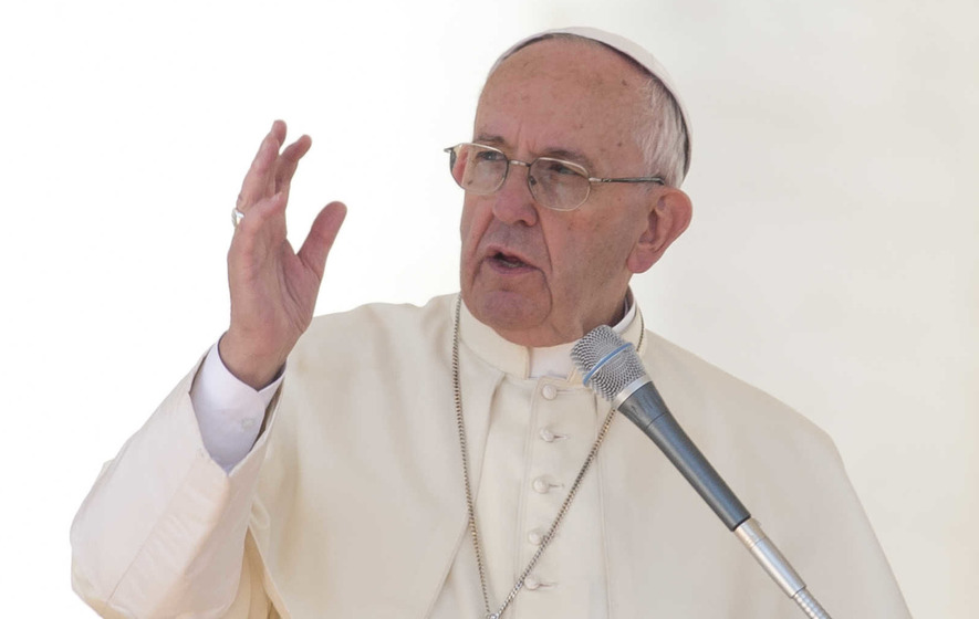 Pope Francis says church must apologise to gay people and other marginalised groups