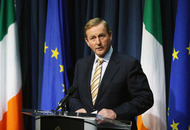 Ireland working to secure peace process amid Brexit fallout, Enda Kenny says