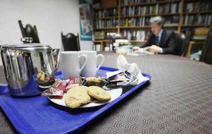 Stormont biscuit bill three times that of Scottish parliament