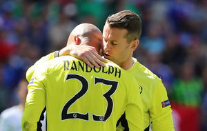 Darren Randolph savours the ups and downs of Euro 2016