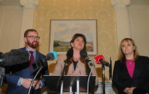 Confusion reigns as Arlene Foster embraces Brexit