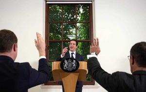 We will not be rushed into exit, David Cameron tells EU leaders