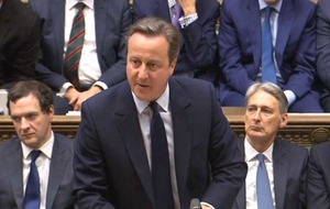 Cameron's time as prime minister was a bad dream