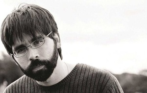 Horror writer Joe Hill on following in dad Stephen King's footsteps