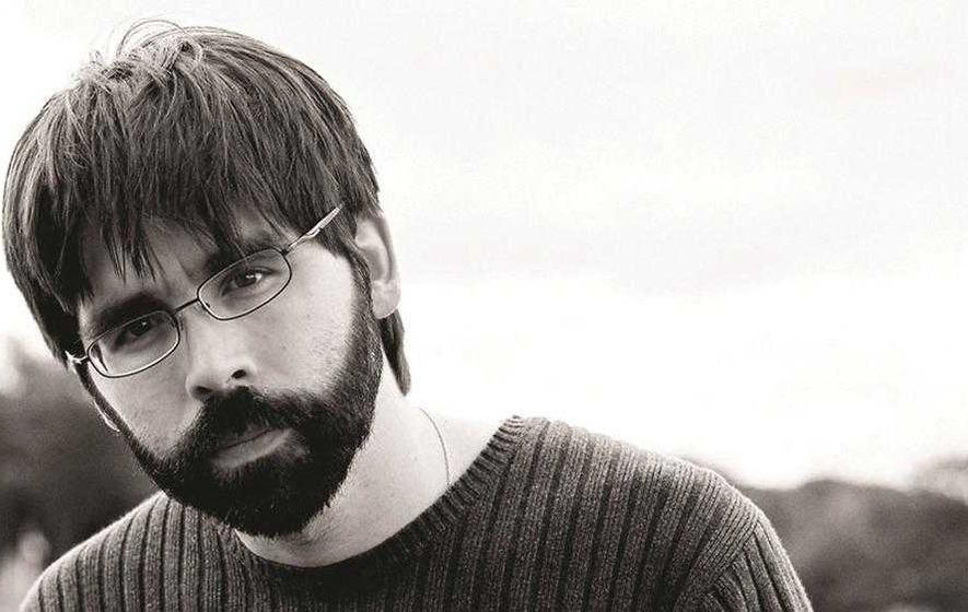 Horror writer Joe Hill on following in dad Stephen King's footsteps