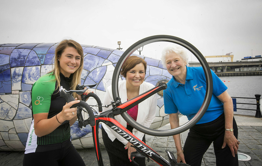 Athletes gear up for Belfast Alive events