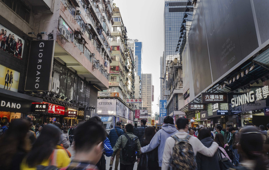 A post-Brexit Ireland could learn from Hong Kong system