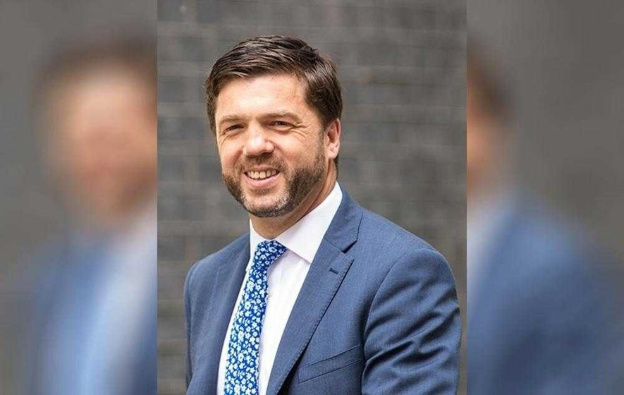 Stephen Crabb launches bid for Conservative leadership with Sajid Javid as his number two