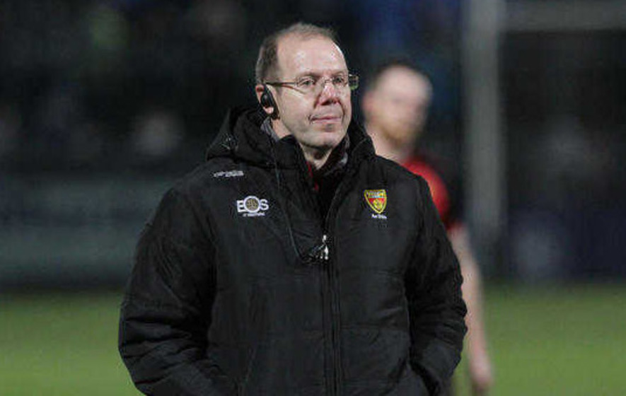 Eamonn Burns could stay on as Down manager