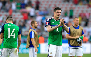 Northern Ireland's Kyle Lafferty expects to leave Norwich City this summer