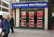 Dixons Carphone chief brushes off Brexit fears