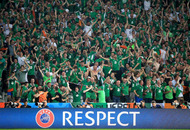 Republic of Ireland fans to receive Paris award for good behaviour at Euro 2016